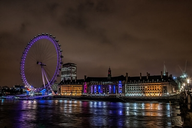 London Eye at County Hall