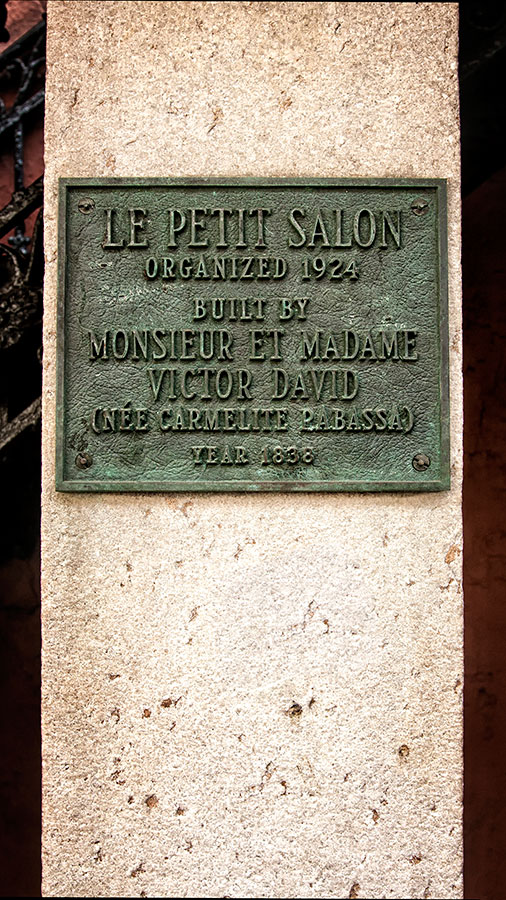 New Orleans Le Petit Salon