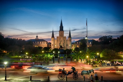Saint Louis Cathedral New Orleans