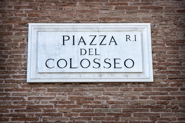 Piazza Colosseo